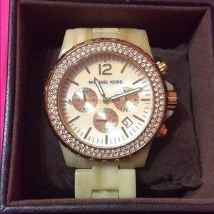 Michael Kors Horn Watch MK5558